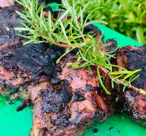 Outdoor food/BBQ