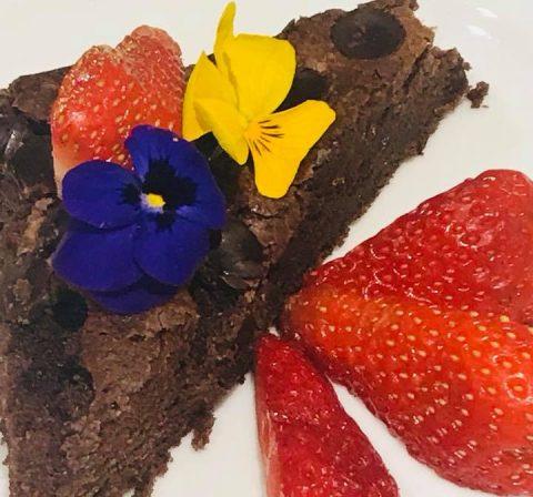 Triple Chocolate Brownie,