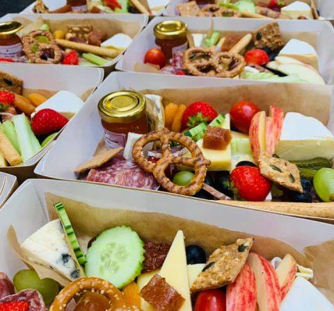 Savoury Grazing Box 1