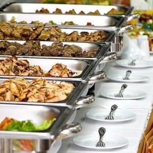 buffet table 3